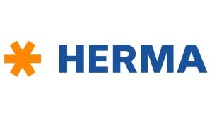 Interaktivní výstavní stánek společnosti Herma