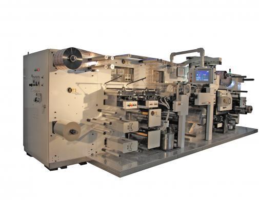 ETI uvedlo Mini-Cohesio s digitální tiskovou stanicí JFLEX
