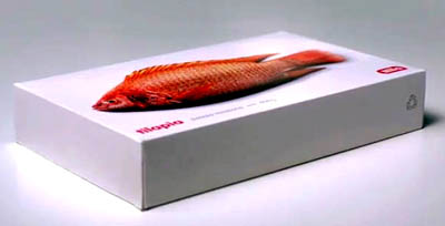 Ryba jako živá…