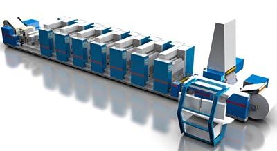 Goss investuje do výroby strojů Thallo