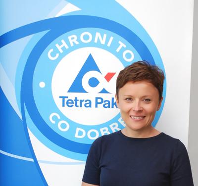 Tetra Pak má novou generální ředitelku
