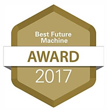 Best Future Machine Award 2017