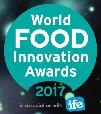 Vítězové World Food Innovation Awards 2017
