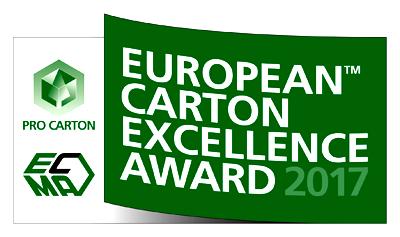 Vítězové soutěže Carton Excellence Award 2017