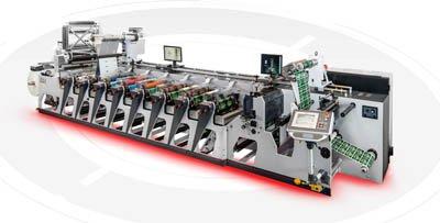 Omet: dva nové tiskové stroje