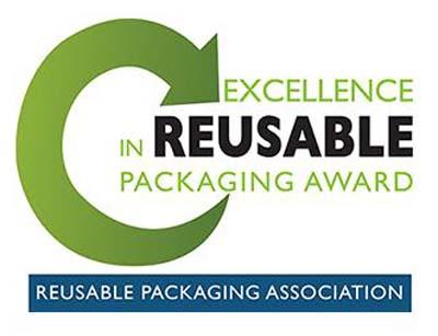 Vítězové cen Excellence in Reusable Packaging