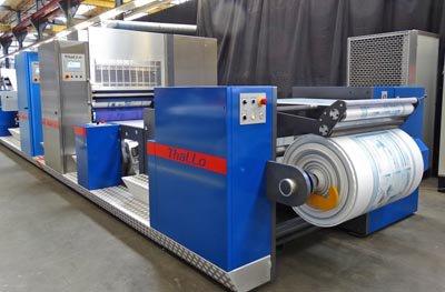 DG: zcela nový ofsetový stroj z Nizozemska
