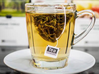 Bariérový papír chrání prémiové čaje