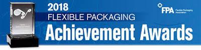 Flexible Packaging Achievement Award 2018