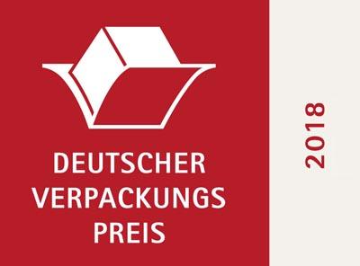 Německá obalová cena 2018