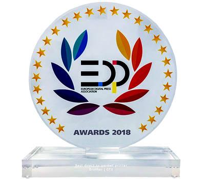 EDP Awards 2018
