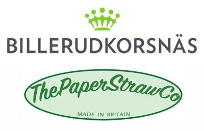 Papírové slámky U-Bend Paper Straw
