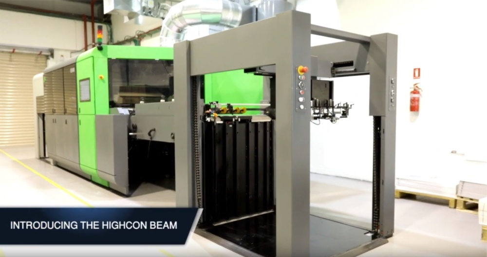 Dar přítele Lasera: Highcon Beam