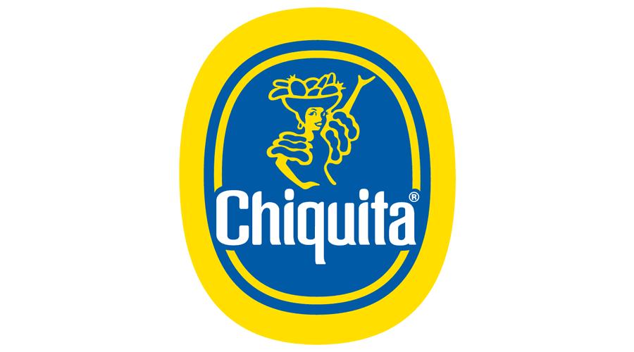 Interaktivní nálepky na banánech Chiquita