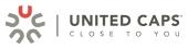 United Caps představuje nová řešení uzávěrů